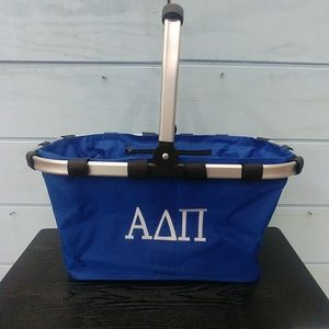 Handbags - Alpha Delta Pi Collapsible Tote